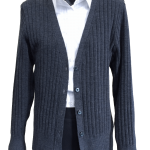 Ladies extra-lightweight cardigan