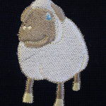 embroidered-lamb