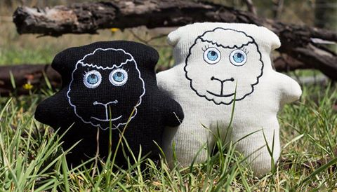 Envirowoolly sheep