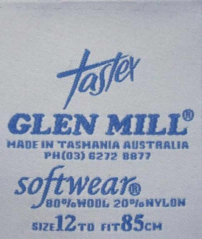 Glen Mill Software is a Tastex registered Trademark