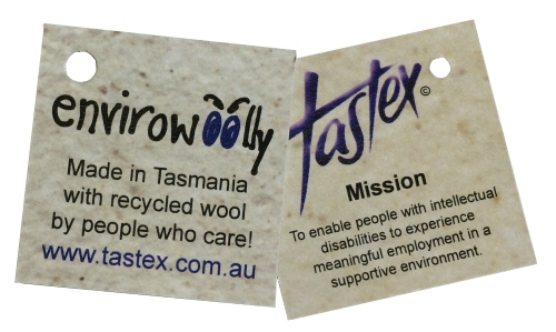 Envirowoollys are sustainable and enviromentally friendly