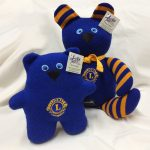 Tastex Envirobears for Lions Club Glenorchy