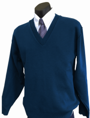 Lightweight V-Neck Jumper
